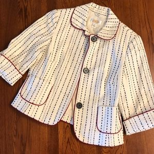 3 quarter sleeves Jacket by Talbots